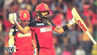 IPL9 RCB vs RPS: Virat Kohli's 108 off just 58 balls