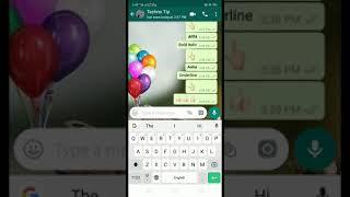 How to create stylish font on WhatsApp