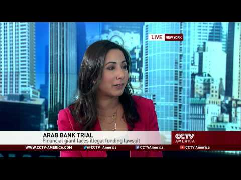 Arab Bank on trial for allegedly funding Hamas
