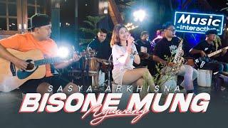Download lagu Sasya Arkhisna - Bisane Mung Nyawang ( Music Live) Getun rasane ati sing biso nduweni