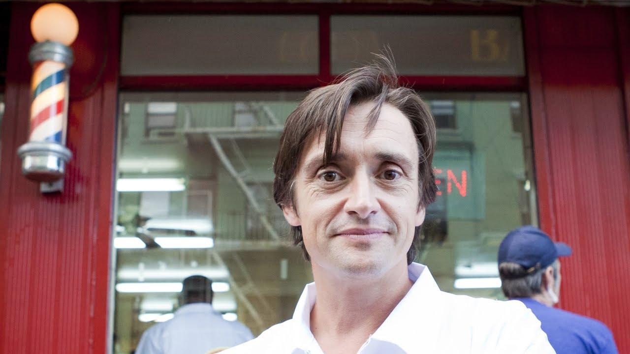 Richard Hammond Long Hair Richard Hammond Harlem Barber
