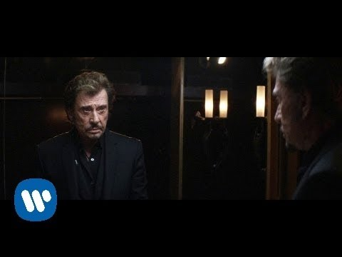 Johnny Hallyday - l'Attente [Clip Officiel]