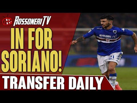 In For Soriano! | AC Milan Transfer Daily | Rossoneri TV