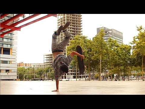 Toni Medina - Original Skateboarding ''Summer part''