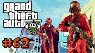 Grand Theft Auto 5 Playthrough w/ Kootra Ep. 62 - Casing the Bank