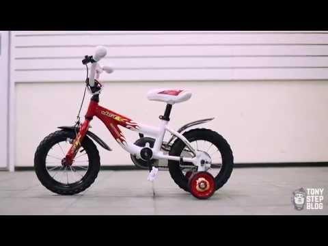 Видео как выбрать детский велосипед