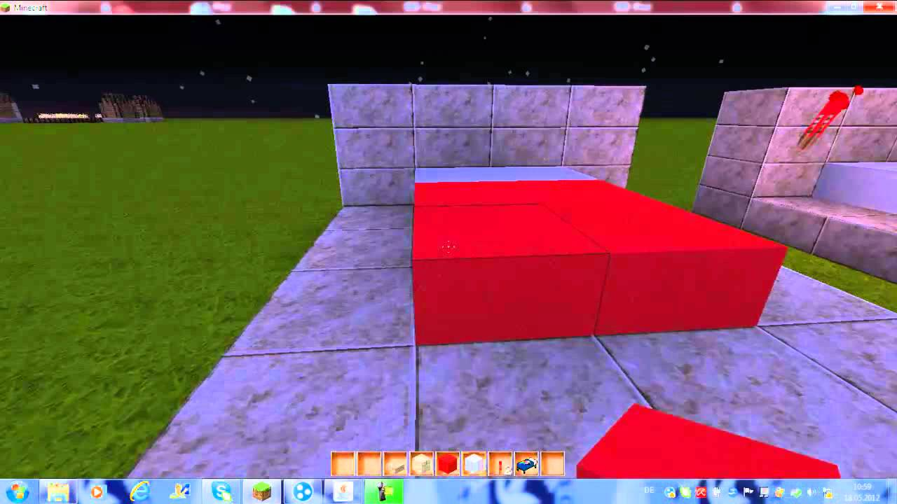 Minecraft bett bauen dekoration mode fashion - Minecraft dekoration ...