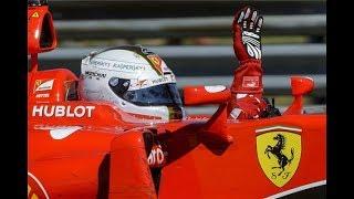 Vettel nyerte a 32. Forma-1-es Magyar Nagydíjat