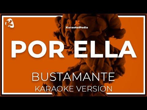 David Bustamante - Por Ella (Karaoke)