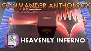 MTG Unpacked - Commander Anthology: Heavenly Inferno *Part 1*