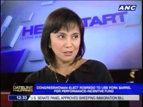 Leni Robredo to use pork barrel for performance-incentive fund