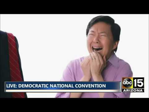 FULL VIDEO: Ken Jeong - Donald Decoded - Democratic National Convention