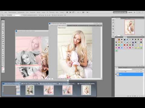 Как сделать аватарку для группы вконтакте в онлайн фотошопе