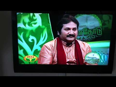 Rajesh Vaidhya Playing Karnan Song video