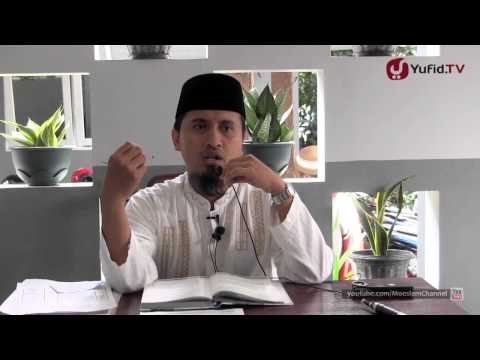 Kajian Keluarga Islam: Mendidik Anak Sejak Dalam Kandungan - Ustadz Abdullah Zaen, MA