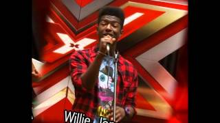 Fantastic 17 Year Old Willie Jones Amazing X Factor Audition Greensboro NC Crowd Goes Wild