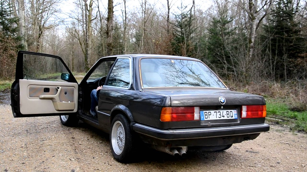 Bmw 323i E30 Exhaust Youtube