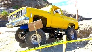 Massive Scale Trail 4x4 Park! CALL to CRAWL 2017 - PT 2 🇨🇦 RC Truck Event | RC ADVENTURES