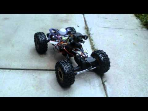 Underground Inspection Robot by RC Monster Garage, Part 3 of 4