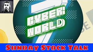 Stock Talk With Kevin From CyberWorld 7 | (TLRY, ACB, CHOOF, LQSIF)