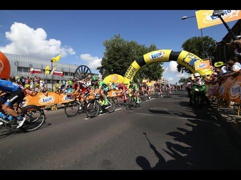 Tour De Pologne 2016 - Premia Lotna Lotto (Piekary Śląskie).