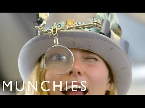 Meet the Steampunk Lobster King: MUNCHIES Guide to Scotland (Episode 2)