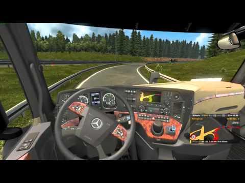 Euro Truck Simulator 2 Konwój Firmowy #1  2/4 W/MrBartass444 PrezesGaming