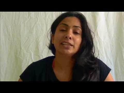 Sushmitha Sreedev's expiriance In INDEAYOGA Training