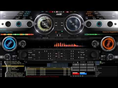 DESCARGA Skins mas profecional  PARA virtual DJ 8  WINDOWS _7_8_32_64_BITS (2016)