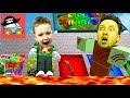 💢 ПОЛ это ЛАВА и ЗОМБИ АПОКАЛИПСИС в РОБЛОКС Выживаем в ROBLOX Ripull Minigames Жестянка топ стрим