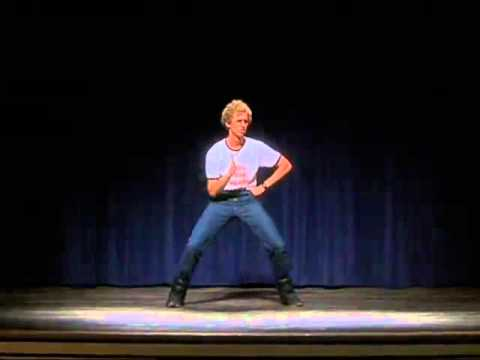 NAPOLEON DYNAMITE Dance Scene Jon Heder