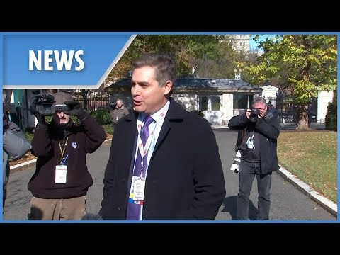 CNN'S Jim Acosta returns to White House following court decision