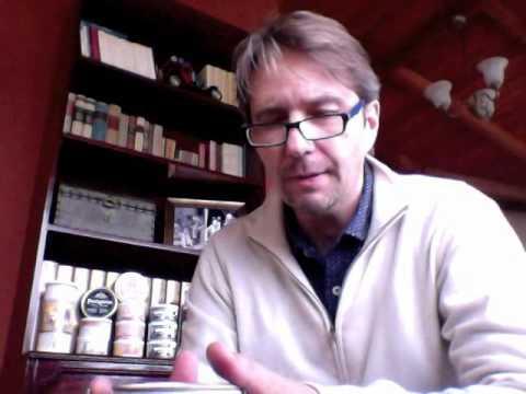 Cumberland. de Gregory Pease. Revisión de Tabaco para pipa