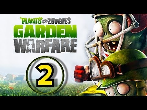 Plants vs. Zombies: Garden Warfare - MULTIPLAYER