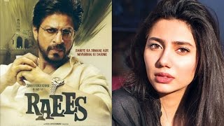 Shahrukh Khan's Raees Star Mahira Khan REACTS On Pakistani Artistes Being Banned In India!