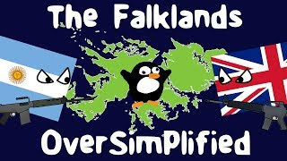 The Falklands Miniwars 1