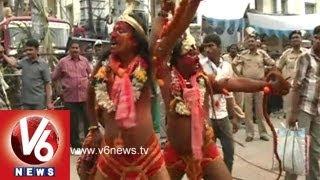 Lashkar Bonalu Colourful Celebrations - Hyderabad