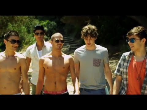The Wanted - Glad You Came (Official) Music Videos