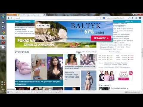firefox - jak wyłączyć reklamy adblock plus