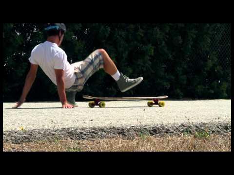 Longboarding- Sushi Roll