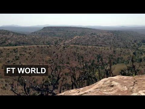 Kenya's rhino sanctuary