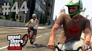 ► Безумные гонки в GTA Online - игра с подписчиками канала IronHeart.tv
