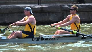 La Salle Rowing Prepares For Dad Vails