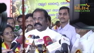 Vairamuthu At Kannada Literature And Culture Seminar