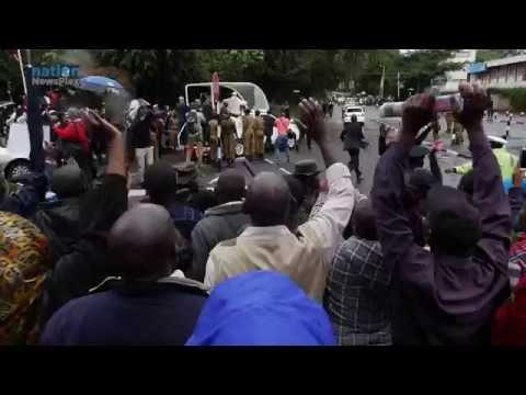 Kenya's road to peace - Pope Francis' visit ignites new hope
