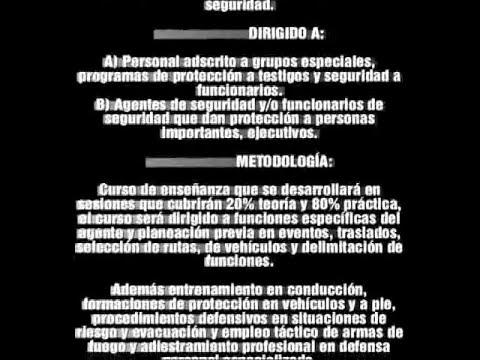 ESCOLTAS IMUA CAPACITACION DE ESCOLTAS GUARDAESPALDAS ENTRENAMIENTO