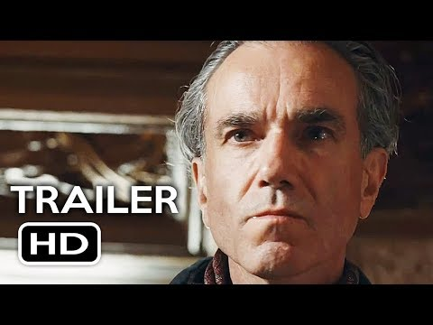 Phantom Thread Official Trailer #1 (2017) Daniel Day-Lewis Drama Movie HD