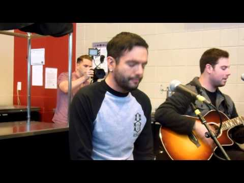 A DAY TO REMEMBER - Another Song for the Weekend (Live) - House Party Vip Acoustic