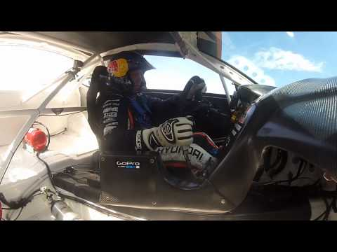 Rhys Millen Pikes Peak 2012 World Record FULL CLIMB