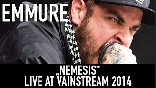 Emmure I Nemesis I Official Livevideo | Vainstream 2014
